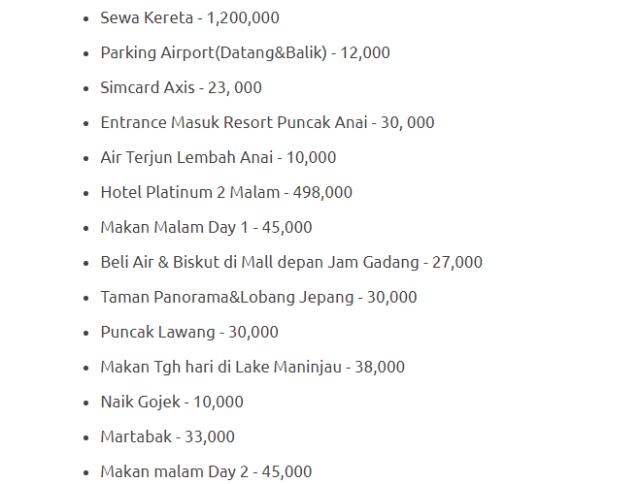 Lelaki Ini Bercuti Ke Lokasi Menarik Di Padang, Indonesia Dengan Modal Hanya RM600 Je! 15