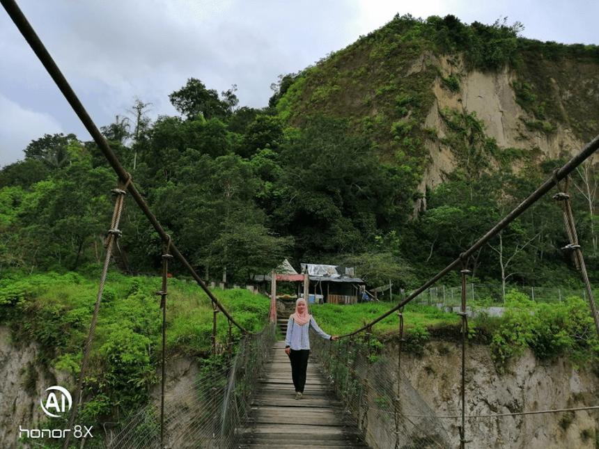 Lelaki Ini Bercuti Ke Lokasi Menarik Di Padang, Indonesia Dengan Modal Hanya RM600 Je! 7