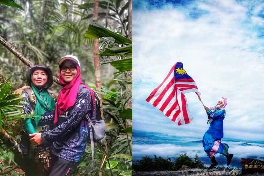 Gadis Ini Kongsikan Tips Hiking Khas Untuk Kaum Hawa 6