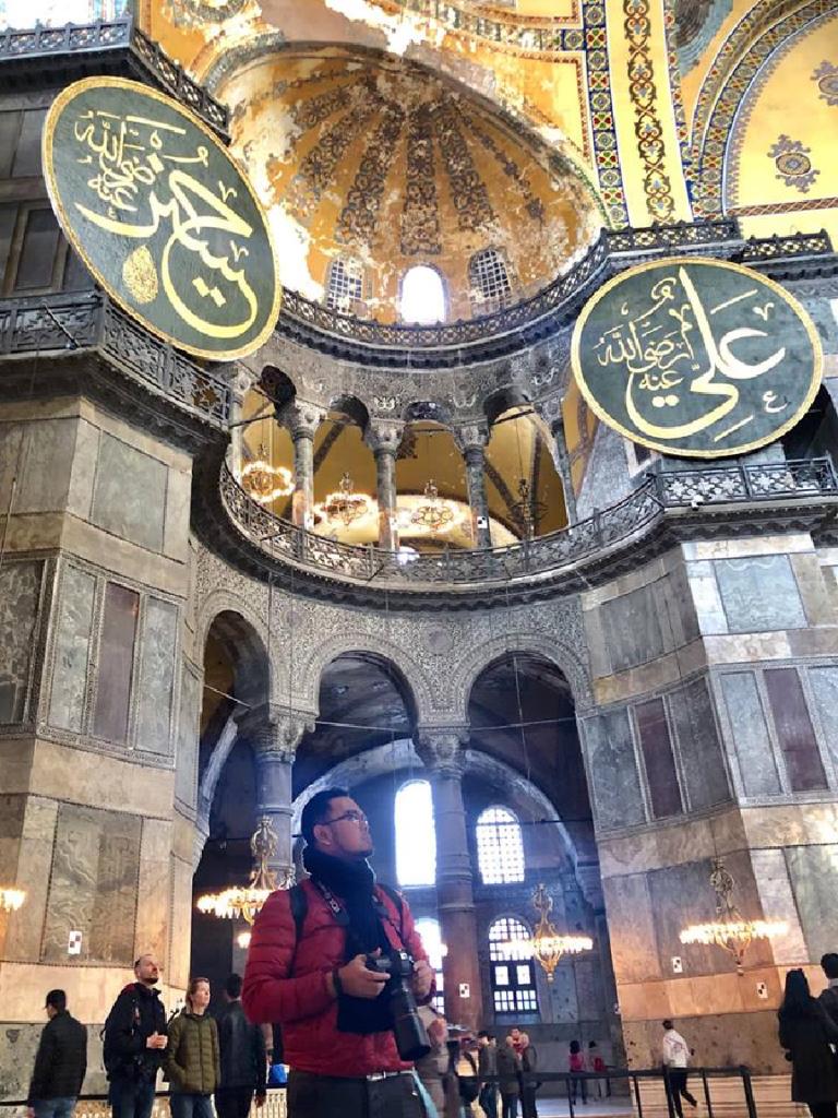 Menjelajahi Turki Selama 11 Hari Dengan Modal Hanya RM3750. Memang Sempoi! 22