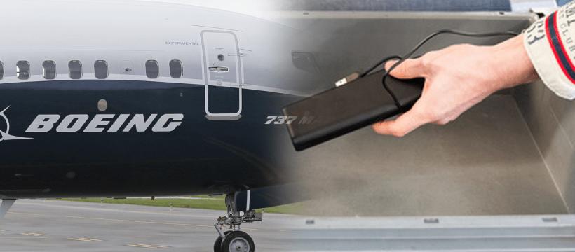 Boeing Beri Amaran Risiko Bawa Power Bank Dalam Pesawat 1