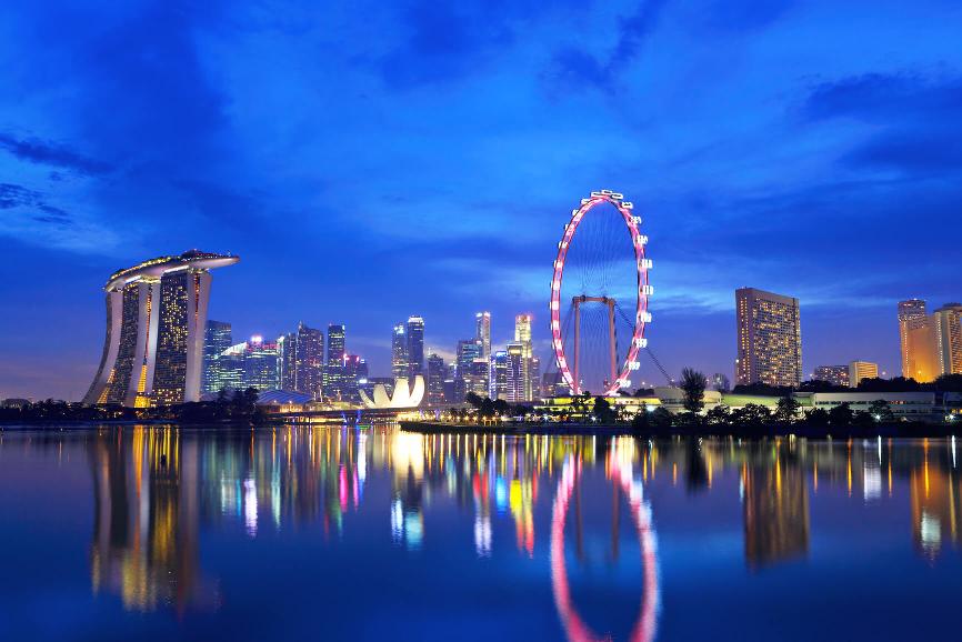 Ikon Patung Merlion Di Singapura Bakal Dirobohkan 2