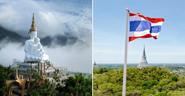 Musim Sejuk Di Thailand Seakan Berada Di Eropah