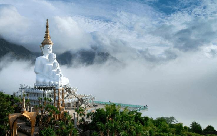 Musim Sejuk Di Thailand Seakan Berada Di Eropah 3