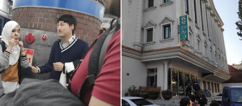 Hampir Lari Akidah Kerana Hanbok Percuma Di Korea. 6 Sahabat Tertipu 4