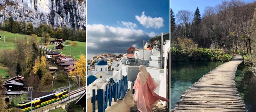 Trip Eropah Idaman Ramai Orang, Tawan 14 Negara. Wanita Ini Kongsikan Itinerarinya 2