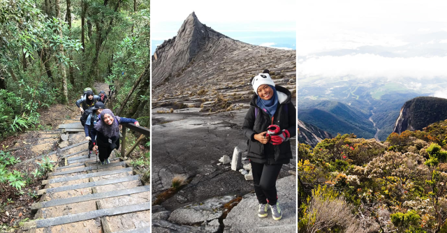 Ringkas Tapi Berguna Tips Mendaki Gunung Kinabalu Yang Dikongsikan Wanita Ini