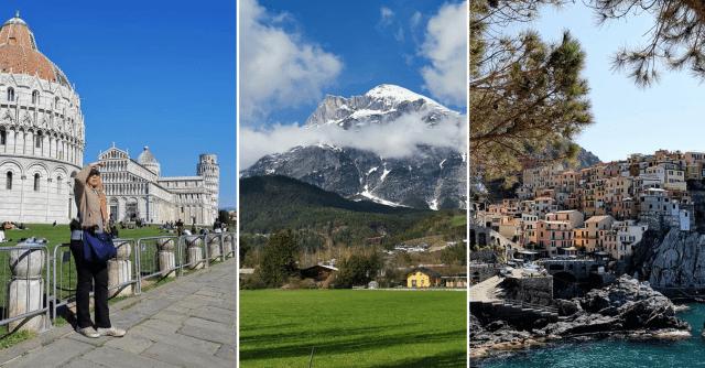 Travel Secara Roadtrip Memang Sangat Berbaloi. Wanita Ini Kongsikan Pengalaman Memandu Di Eropah