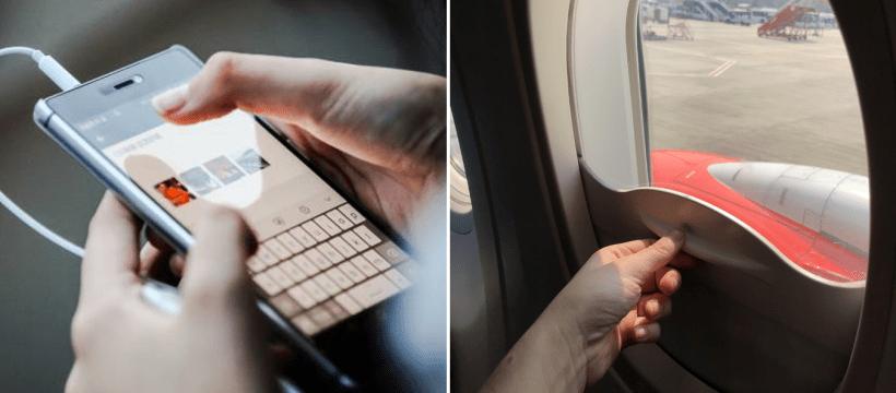 Fakta Kenapa Tingkap Pesawat Perlu Dinaikkan, Mod Pesawat Perlu Di Aktifkan Ketika Penerbangan 1