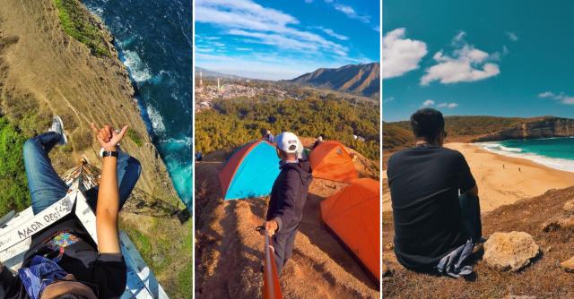 Percutian Adventure. Lelaki ini Kongsi Itinerari Ke Lombok Selama 5H4M Siap Ber'camping'
