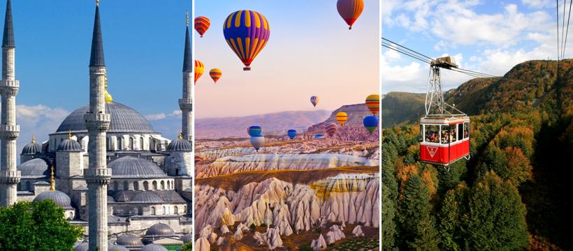 Tempat Menarik Di Turki Yang Penuh Dengan Sejarah, Seni Bina, Budaya Dan Alam Semulajadi 1