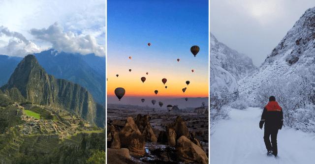 Asalnya Nak Travel 3 ke 4 Bulan Je, Lelaki Ini Lajak Terus Keliling Dunia Selama 15 Bulan!