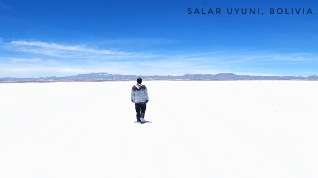 Asalnya Nak Travel 3 ke 4 Bulan Je, Lelaki Ini Lajak Terus Keliling Dunia Selama 15 Bulan! 1