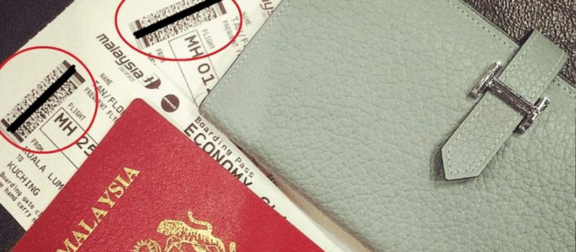 Jangan Dedahkan Boarding Pass Anda. Ini Risiko Jika Ianya Berlaku 4