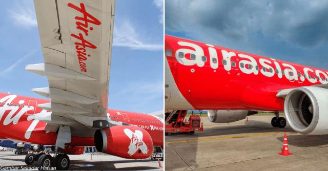 AirAsia Dan AirAsia X 'Tutup Kedai' Sementara