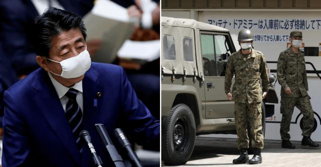 Jepun Isytihar Darurat Di 7 Wilayah Selama 1 Bulan