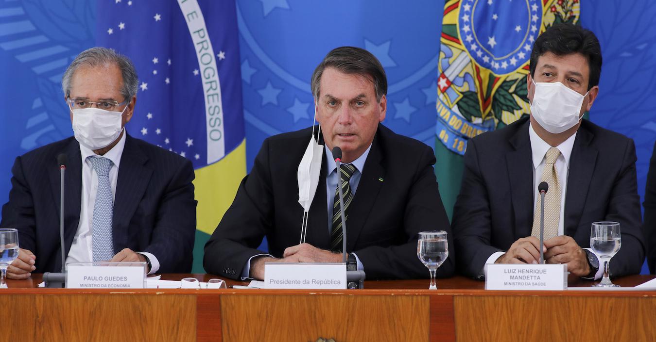Brazil Pecat Menteri Kesihatan, Ajak Rakyat Jalani Hidupan Normal Bantu Ekonomi 1