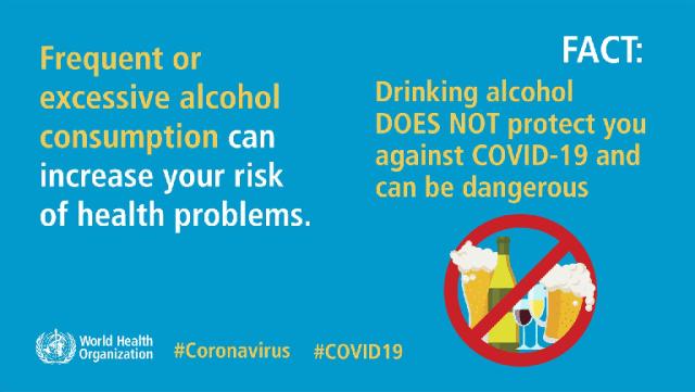 Fakta Dan Auta Tentang COVID-19 Dari WHO 4