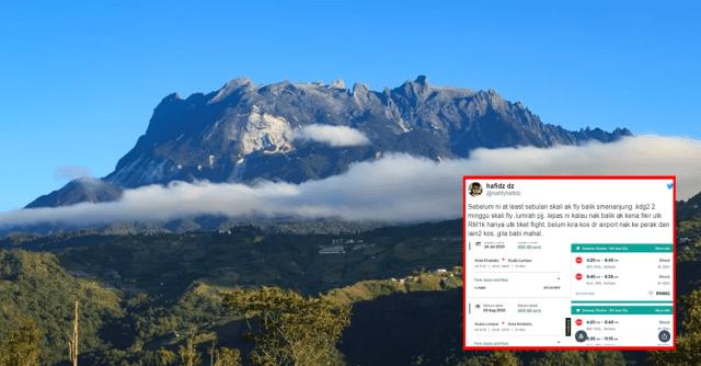 Pelancongan Sabah Terjejas, Namun Ini Luahan Netizen