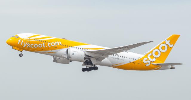 Penerbangan Pertama Perak Ke Singapura Sejak PKP