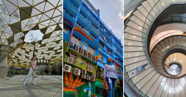 Lokasi Instagrammable Sambil 'OOTD' Di Sekitar Lembah Klang