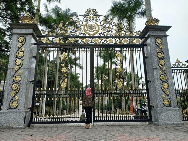 Lokasi Instagrammable Sambil 'OOTD' Di Sekitar Lembah Klang 7