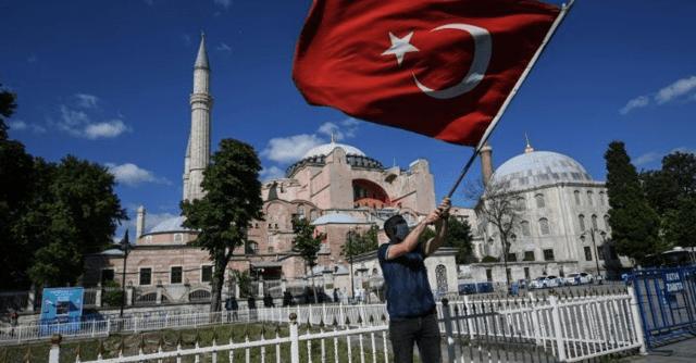 Amerika 'Tidak Senang' Dengan Status Hagia Sophia Ditukar Kepada Masjid