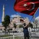 Amerika 'Tidak Senang' Dengan Status Hagia Sophia Ditukar Kepada Masjid 10