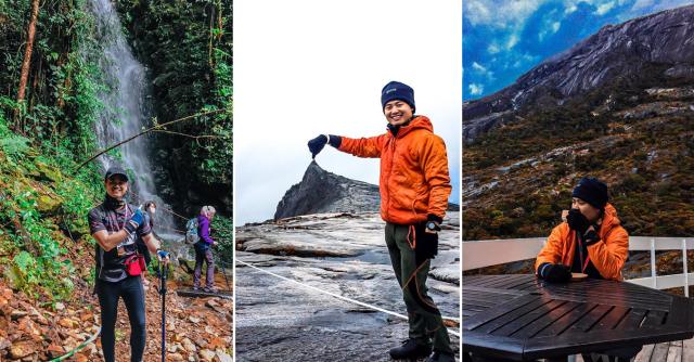 Lelaki Ini Kongsi Pengalaman Mendaki Gunung Kinabalu Waktu PKPP