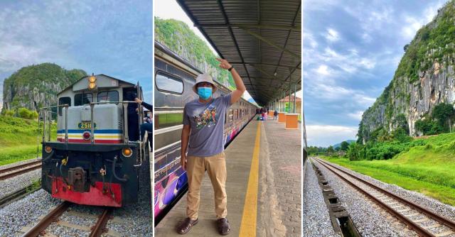 KTM Ekspres Rakyat Timuran Trip Yang Mesti Anda Cuba!