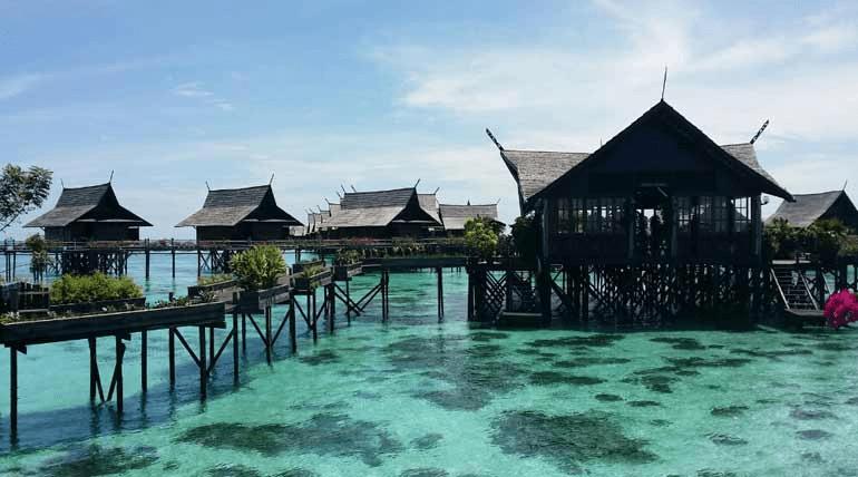 10 Pulau Di Sabah Yang Menarik. Mesti Pergi! 2