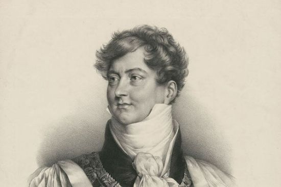 Profile of the Day: George IV
