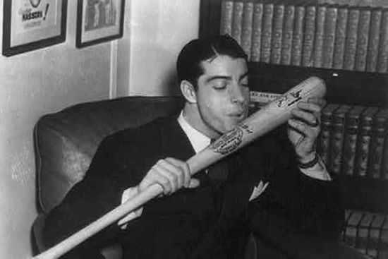 Profile of the Day: Joe DiMaggio