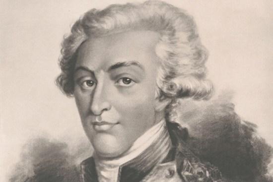 Profile of the Day: Gilbert du Motier, marquis de La Fayette