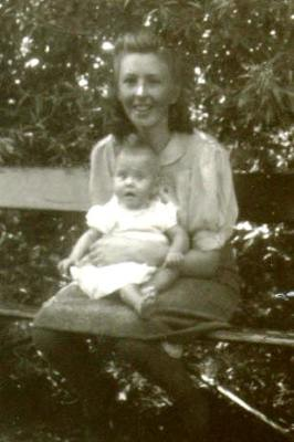 Mama Teuny en Klaske
