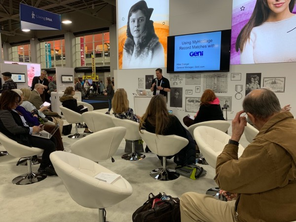 Highlights From RootsTech 2019