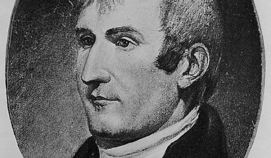 Profile of the Day: Meriwether Lewis