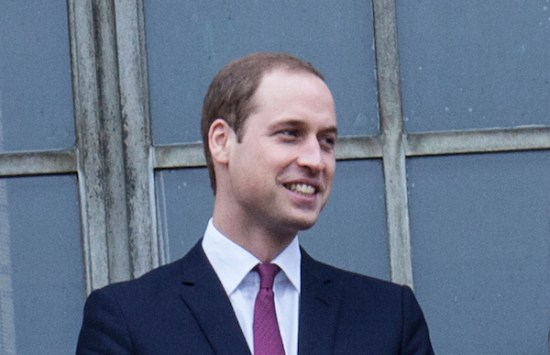 Profile of the Day: Prince William, Duke of Cambridge