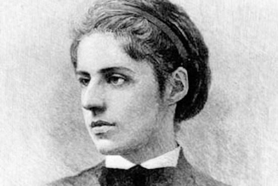 Profile of the Day: Emma Lazarus