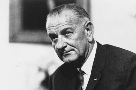 Profile of the Day: Lyndon B. Johnson