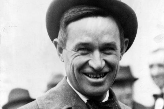 Profile of the Day: Will Rogers