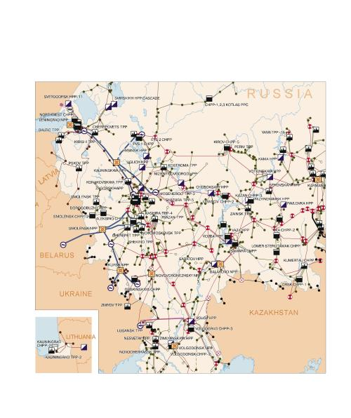 small resolution of map of russian electricity grid russia national energy grids library geni global energy network institute