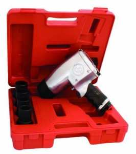 Chicago Pneumatic CP772HK 3/4-Inch Super Duty Impact Kit- Imperial Sockets by Chicago Pneumatic