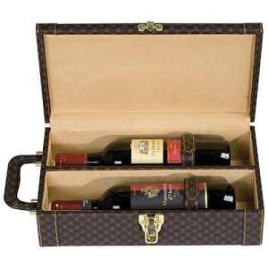 Coffret à vin pour 2bouteilles–Idée Cadeau Haute Qualité pour votre vin. Emballage Cadeau