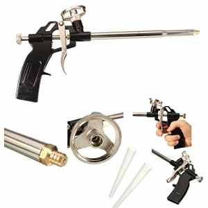GOCHANGE Pistolet Applicateur de Mousse, Foam Gun Canon à Mousse Expansive Professionnel en Métal