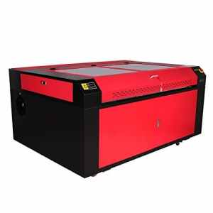 LuiFure Laser Gravure Machine Laser à Graver Laser Engraving Machine 130W Adopte un Système de Commande Numérique DSP (130W)
