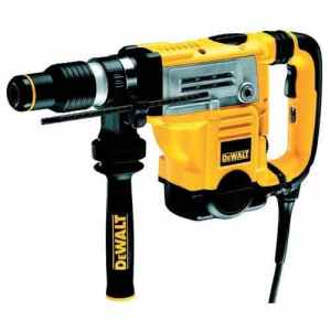 Marteau perforateur 1250 W e'lectrique Dewalt D 25601 K D 25601 K