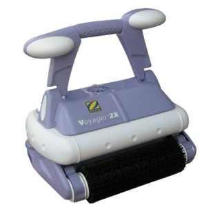 Zodiac Voyageur 2X W9288 Robot Appareil de nettoyage pour piscine privée jusqu'à 12 x 6 m