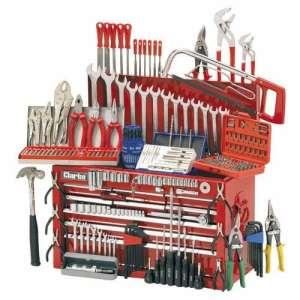 Clarke Coffre à outils 322 pièces