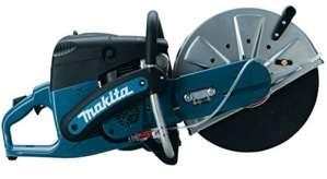 Makita à disque à essence 350mm, 3,8kW, 1, ek7301
